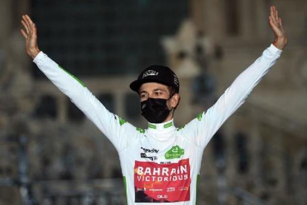 """Tour d'Espagne - Gino Mäder, 5e et meilleur jeune: """"Peut-être que je réaliserai dans une semaine"""""""