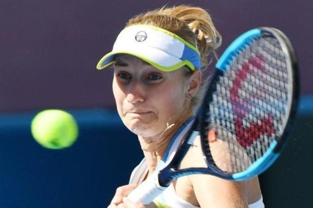 Ekaterina Makarova zet punt achter tennisloopbaan