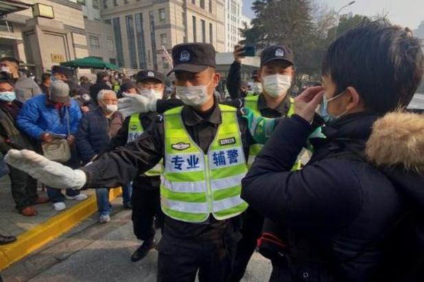 China veroordeelt burgerjournaliste tot 4 jaar cel wegens berichten over uitbraak in Wuhan