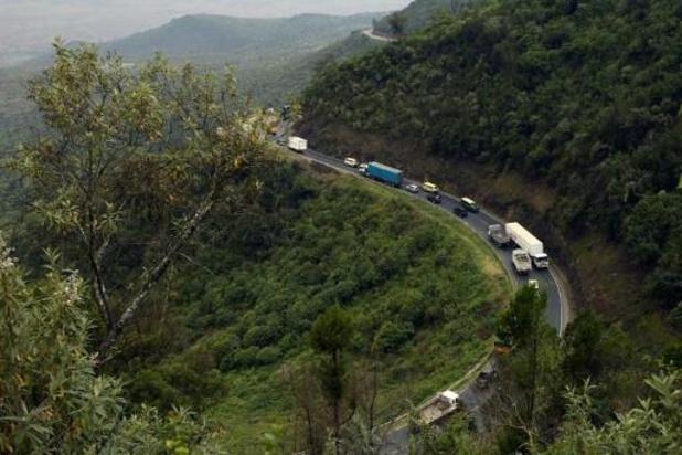 Talrijke doden bij verkeersongeluk in Californië