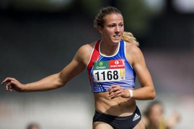 BK atletiek - Hanne Maudens en Niels Pittomvils zijn leiders na eerste dag in de meerkamp
