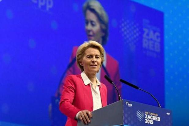 Commissie-von der Leyen kan straks op steun Europees Parlement rekenen