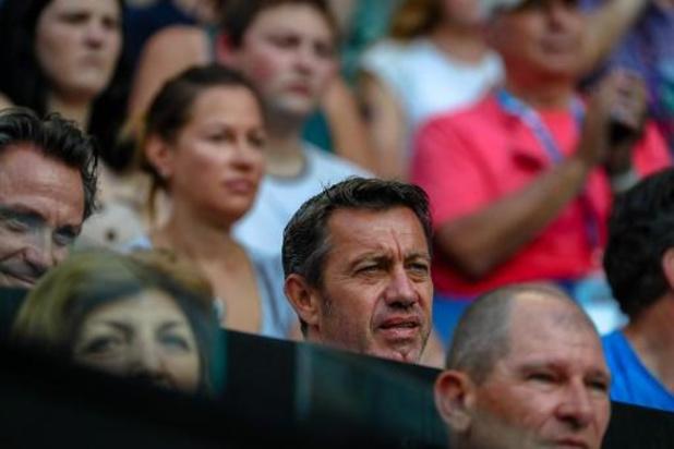 """Open d'Australie - Thierry Van Cleemput, son ancien mentor: """"Goffin va nous réserver de bonnes surprises"""""""