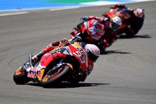 """MotoGP - Marc Marquez sera opéré mardi et reviendra """"le plus vite possible et même plus fort"""""""