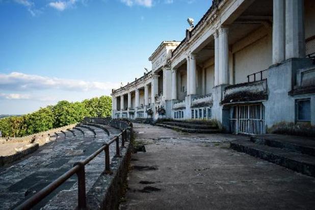 La rénovation du Théâtre de Verdure et du Stade des Jeux devrait débuter en août 2022