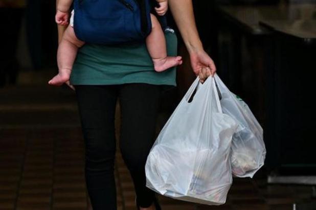 Gratis plastic tassen vanaf 2022 verboden in Duitse supermarkten