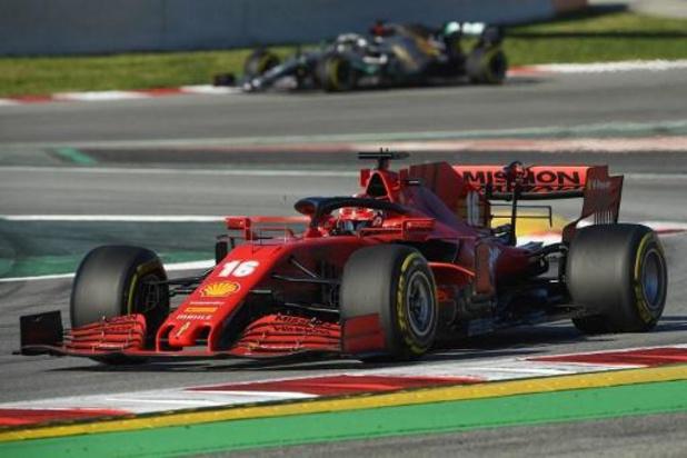 Coronavirus - Formule 1: le patron de Ferrari envisage une fin de saison en janvier 2021