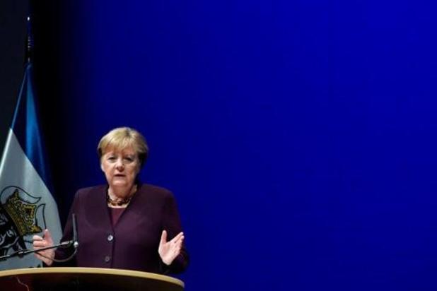 Zondag vredesconferentie in Berlijn