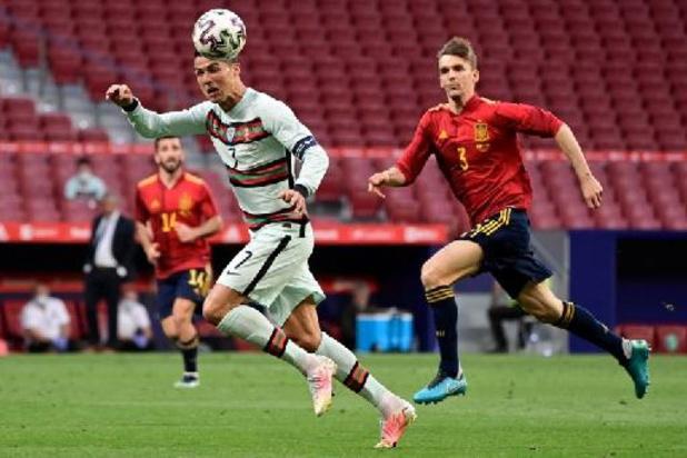 EK 2020 - Tweede speler Spaanse nationale ploeg test positief