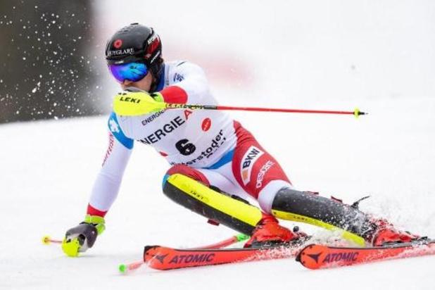 WB alpijnse ski: Zwitser Caviezel verovert in Val d'Isère eerste zege uit carrière in super-G