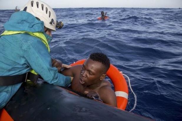 Bijna honderd migranten op één dag verdronken voor Libische kust