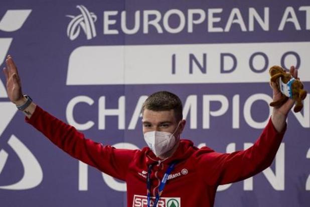 """Thomas Carmoy springt naar brons: """"Niemand had dit verwacht"""""""