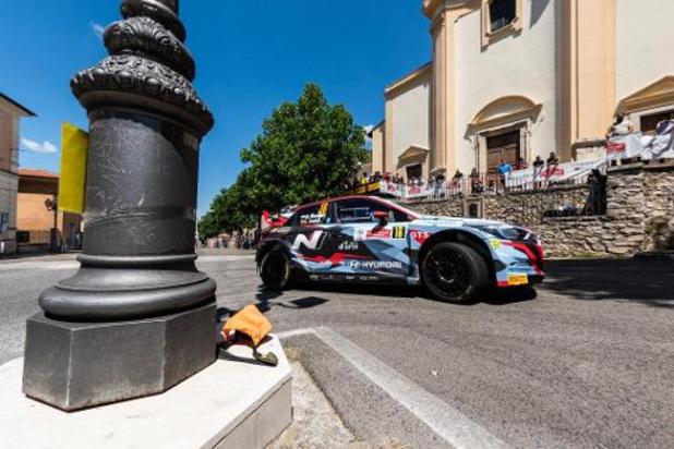 Solberg vainqueur du rallye de Liepaja, 7e place et 1er podium ERC1 de Grégoire Munster
