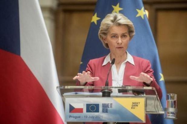 Zeventig procent van alle volwassenen in EU kreeg al eerste prik