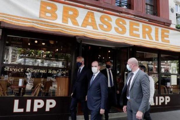 Restaurants en cafés heropenen in Frankrijk