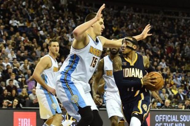 NBA - Denver arrache une septième manche décisive face aux Clippers