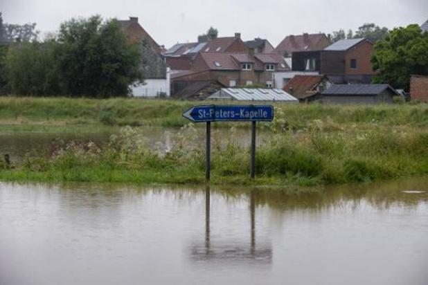 Beersel herademt na wateroverlast van donderdag