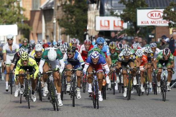 L'Eurométropole Tour avancé au 29 septembre en raison du report de Paris-Roubaix