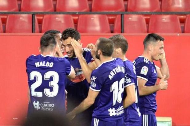 La Liga - Séville tenu en échec par Valladolid