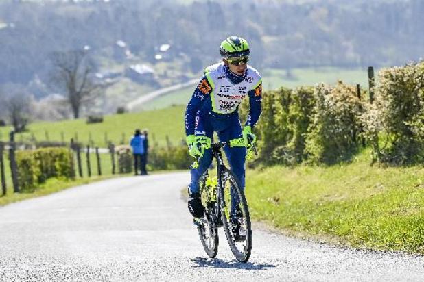 """Tour d'Italie - Intermarché-Wanty-Gobert, avec Hermans et Hirt, """"veut marquer la course de son empreinte"""""""