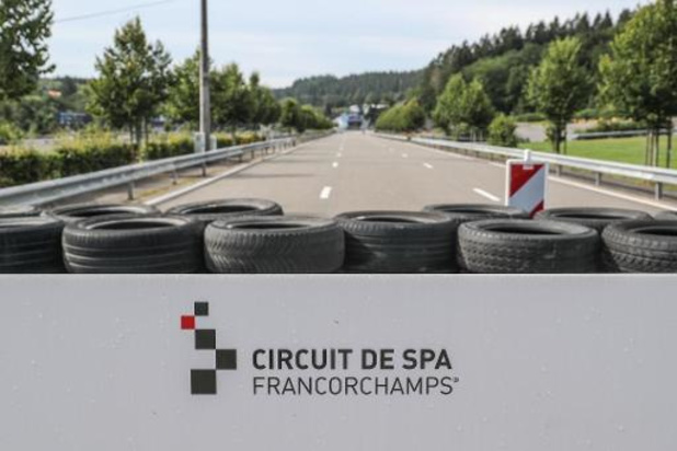 Spa-Francorchamps va relancer un appel d'offres pour ses travaux