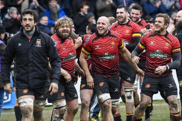 La Belgique battue par les Pays-Bas et reléguée en Rugby Europe Trophy