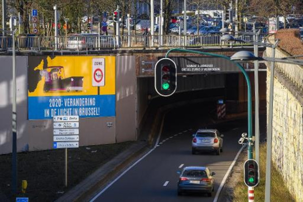 Brussel achtste Europese stad met dodelijkste stikstofdioxide