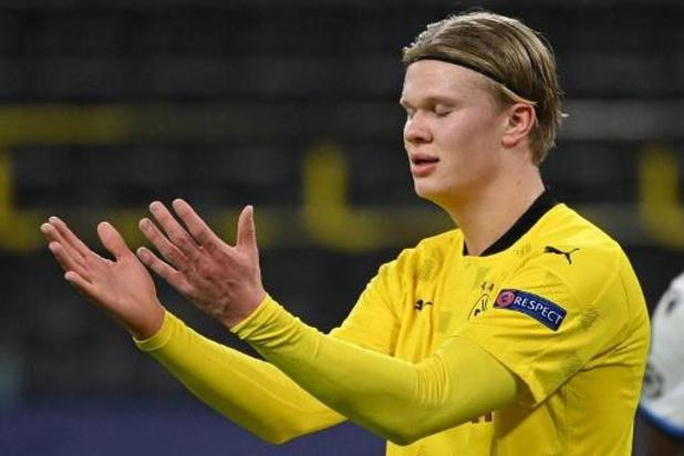 Bundesliga - Erling Haaland élu Joueur de l'Année en Norvège