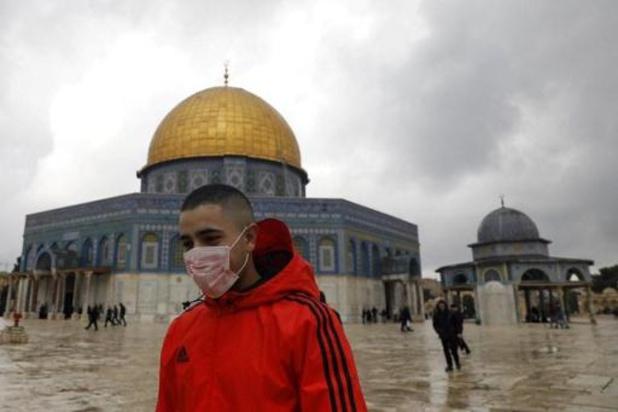 Al-Aqsamoskee in Jeruzalem gesloten