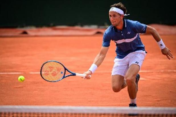 Casper Ruud décroche son 3e titre ATP