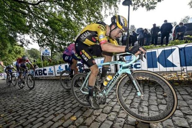 Tour des Flandres - Une 104e édition ouverte sportivement mais fermée au public