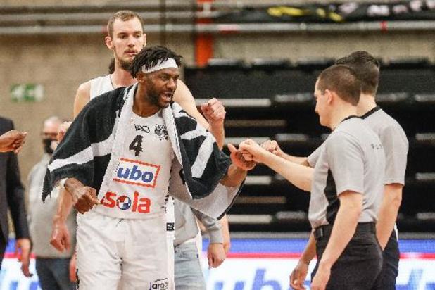Euromillions Basket League - Limburg United s'impose sans problème à Malines