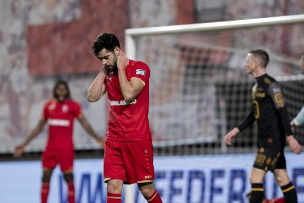 Jupiler Pro League - L'Antwerp bat Malines 1-0 et se hisse en deuxième position