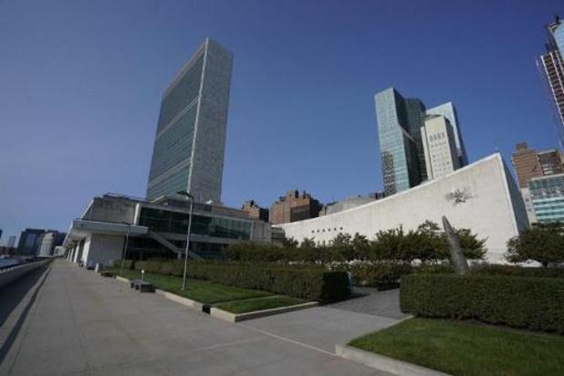 Coronavirus - Geen bijeenkomsten meer op VN-hoofdkwartier in New York na coronabesmettingen