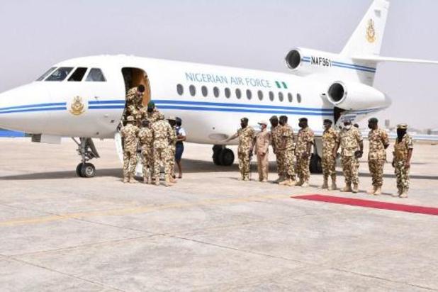 Zeven doden bij crash militair vliegtuig in Nigeria