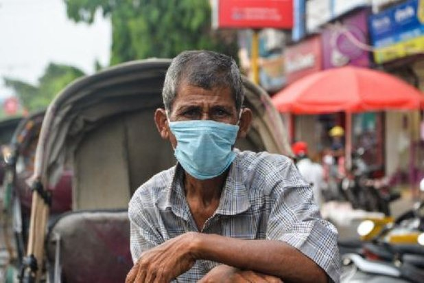 Virus: l'Inde recense près de 315.000 nouveaux cas en 24 heures, un record mondial