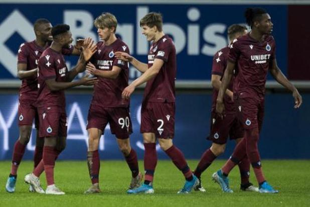 Un choc Standard/La Gantoise au menu du Boxing Day, Anderlecht doit confirmer à Anvers