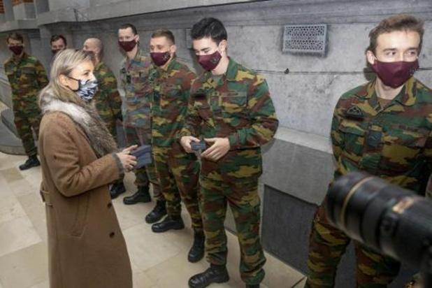 Defensie helpt bij grootschalige testcampagne in Sint-Truiden