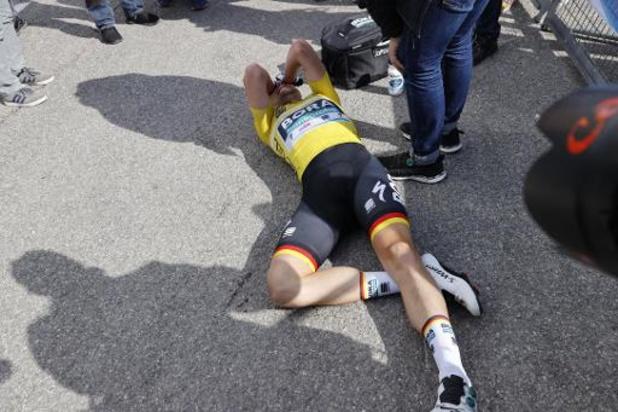 Ronde van Lombardije - UCI overweegt klacht tegen RCS na aanrijding Schachmann
