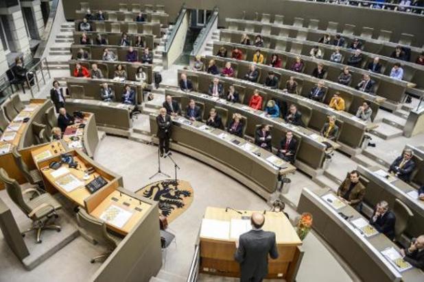 Nog steeds geen akkoord over plaatsverdeling in Vlaams Parlement