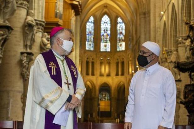 Mesaanval Nice - Brusselse moslims en christenen veroordelen gezamenlijk terreuraanslag