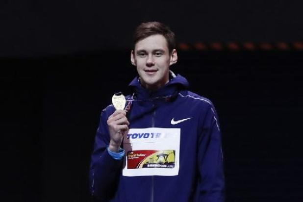 Russische hoogspringer Danil Lysenko vier jaar geschorst na dopingperikelen