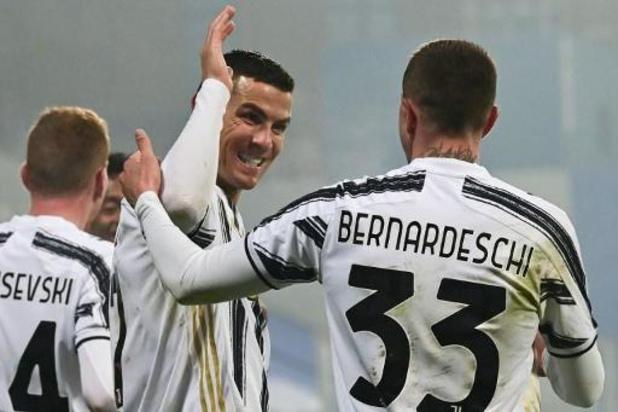 Les Belges à l'étranger - La Juventus remporte sa 9e Supercoupe contre Naples et Dries Mertens