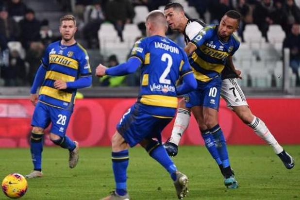 Serie A hervat op 20 juni met Torino - Parma