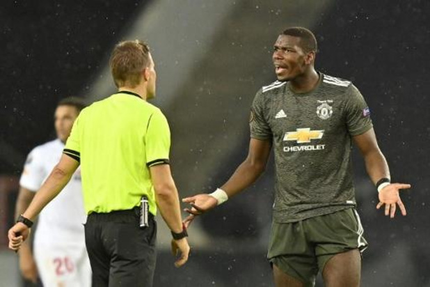 Paul Pogba test positief