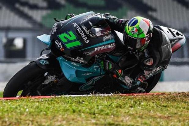 Coronavirus - Grote Prijs MotoGP Qatar geannuleerd