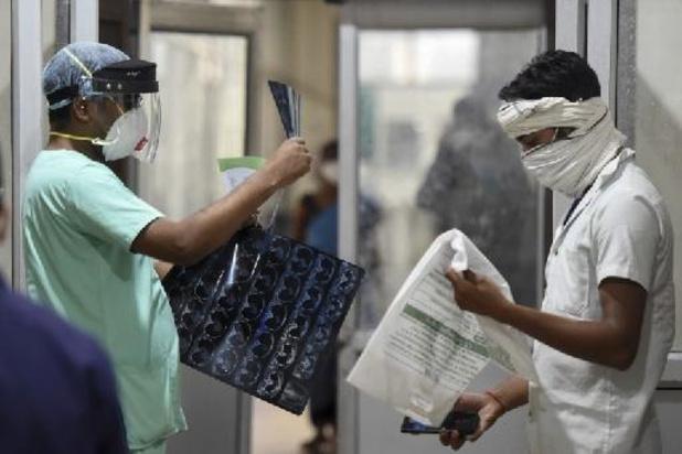 Pfizer verse 70 millions de dollars en faveur de l'Inde