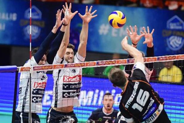 Euromillions Volley League - Leider Aalst wint, net als Maaseik en Roeselare