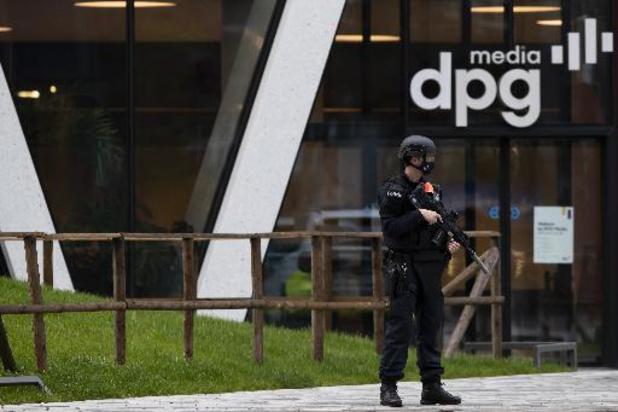 La menace à l'encontre de DPG Media émanait de l'extrême-droite néerlandaise