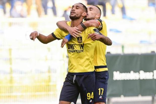 1B Pro League - L'Union Saint-Gilloise (4-2 face à Lommel) revient à un point de Seraing